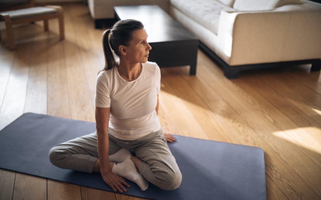 Se libérer de ses tensions avec la gym holistique