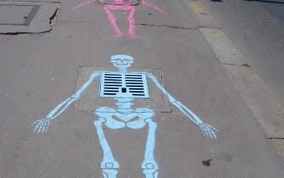 Sédentarisation et fragilisation du squelette