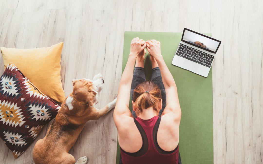 Cours audio gym holistique : séances d'1 heure 10